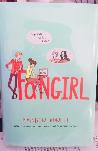 Fridays' Brief Book Reviews: Falling Head Over Heels For Fangirl